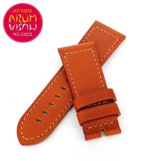 Z Panerai Strap Brown Leather 27 - 24 RAC78