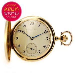 Universal Watch Extra Pocket Watch ARUM Ref. 3181
