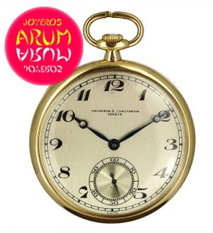 Vacheron Constantin Pocket Watch 2787
