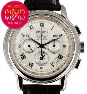 Zenith Chronomaster Calendar Moon ARUM Ref. 3312