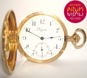 Longines Pocket Watch ARUM Ref 2377