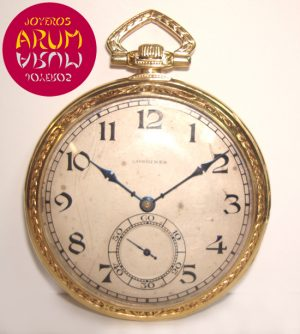 Longines Pocket Watch ARUM Ref. 2390