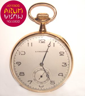 Longines Pocket Watch ARUM Ref. 2616