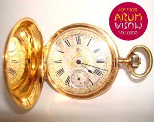 Medalla de Oro Spiral Breguet ARUM Ref. 2233