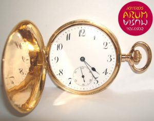 Pocket Watch Gold Medal ARUM Ref. 2361