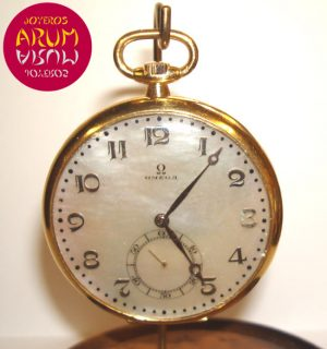 Omega Pocket Watch ARUM Ref. 2360