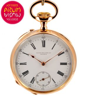 Patek Philippe Pocket Watch ARUM Ref. 3386