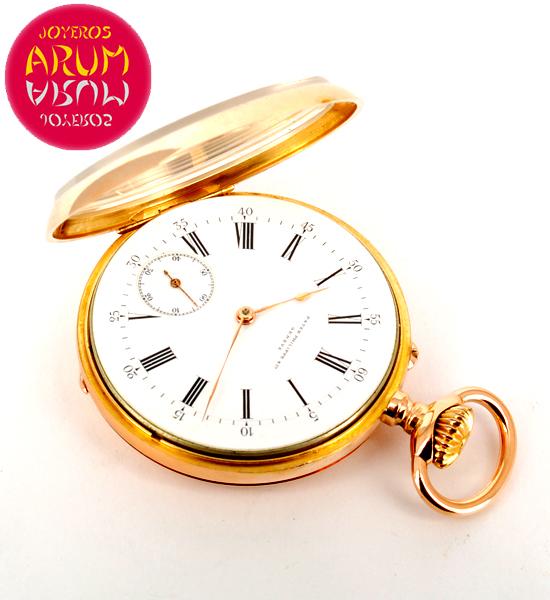 Patek Philippe Pocket Watch ARUM Ref. 3386