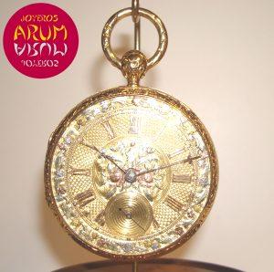Patent Pocket Watch ARUM Ref. 2282