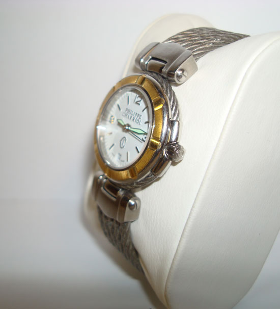 Philippe Charriol Steel and Gold