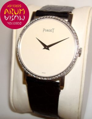 Piaget Platinum & Diamonds