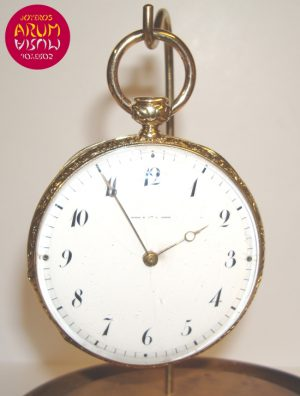 Piguet & Cie Pocket Watch ARUM Ref. 2280