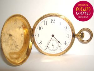 P.Robert Pocket Watch ARUM Ref. 2386