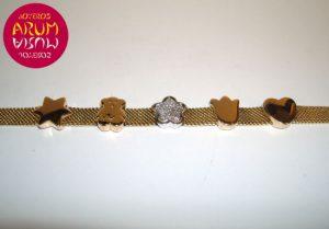 Bracelet Milanese Tous