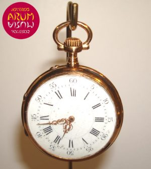 Le Roy & Fils Pocket Watch ARUM Ref. 2421
