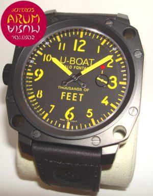 U-Boat Thousands of Feet ARUM Ref. 2311