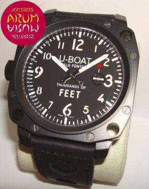 U-Boat Thousands of Feet ARUM Ref. 2309