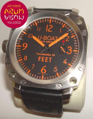 U-Boat Thousands of Feet ARUM Ref. 2315