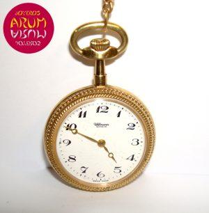 Uhlmann Pocket Watch ARUM Ref. 2273