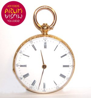 Barthelemy Pocket Watch ARUM Ref. 2373