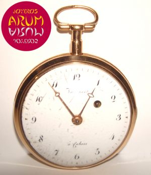 Vaucher Pocket Watch ARUM Ref. 2267