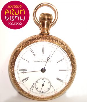 Waltham Pocket Watch ARUM Ref. 2397