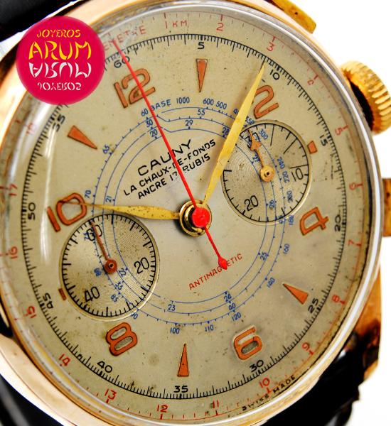 9afc8f76b5d Cauny Vintage Rose Gold ARUM Ref. 3576 2
