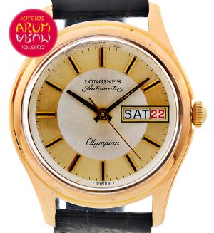 Longines Olympian Vintage ARUM Ref. 3577/2