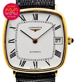 Longines Classic Yellow Gold ARUM Ref. 3585/2
