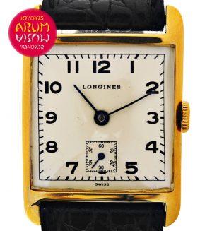 Longines Vintage Yellow Gold ARUM Ref. 3598/2