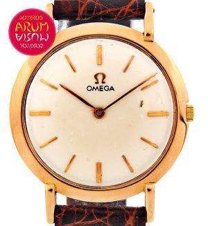 Omega Vintage Rose Gold ARUM Ref. 3584/2
