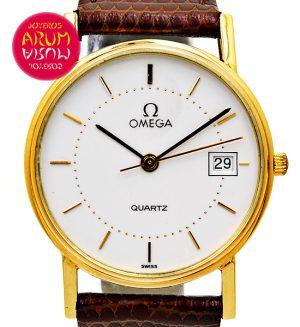 Omega Classic Quartz ARUM Ref. 3586/2