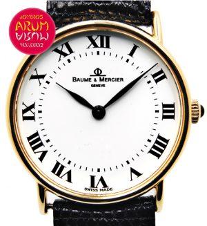 Baume & Mercier Classic Gold ARUM Ref. 2740/2