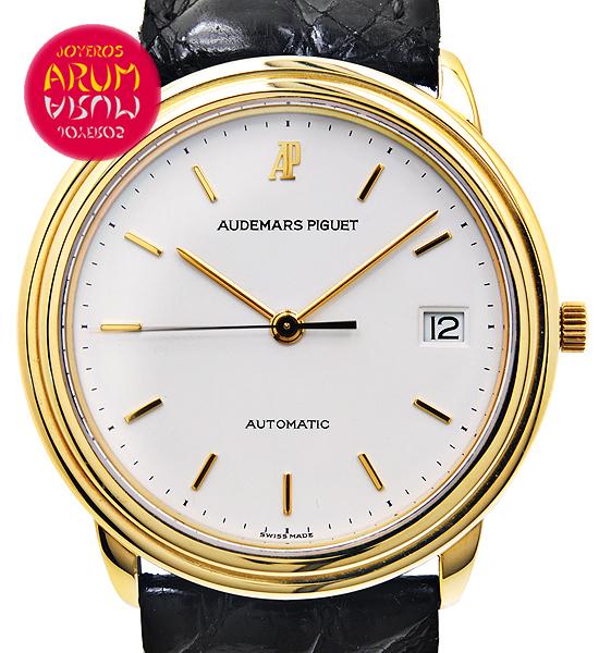 Audemars Piguet Classic Gold Shop Ref. 3519/197/2