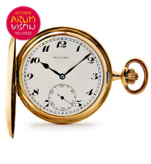 Movado Pocket Watch ARUM Ref. 3621/2
