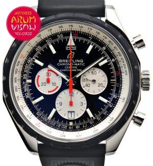 Breitling Chronomatic Shop Ref. 3689/388/2