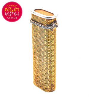 Cartier Vintage Lighter Shop Ref. 3728/427/2