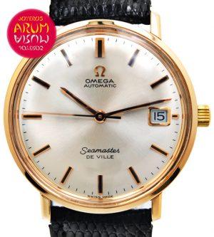 6d572d13606 ... Omega Vintage Rose Gold Shop Ref. 3694 393