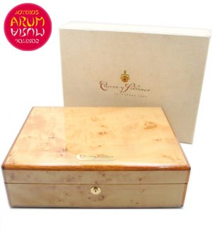 "Cuervo y Sobrinos Box for 10 Watches Shop Ref. 3626/2 ""SOLD"""