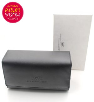 "IWC Box for 3 Watches Shop Ref. 3624 ""SOLD"""