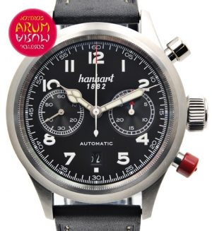 Hanhart Pioneer TwinControl Shop Ref. 3715/414/2