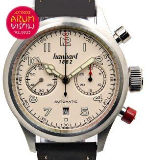 Hanhart Pioneer TwinControl Shop Ref. 3724/423/1