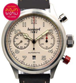 Hanhart Pioneer TwinControl Shop Ref. 3727/426/2