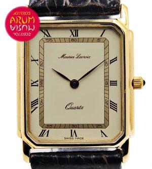 Maurice Lacroix Classic 18 K Gold Shop Ref. 3744/445/1