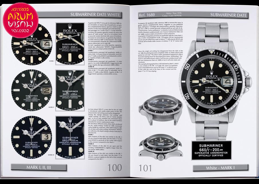 26d9d3e4ba7 Collecting Rolex Submariner Book Mondani Editore