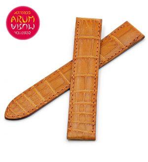 Z Cartier Strap Deployant Brown Crocodile Leather 16 - 15,5 RAC1