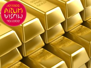 Gold's Ingot Current price (€/KG)