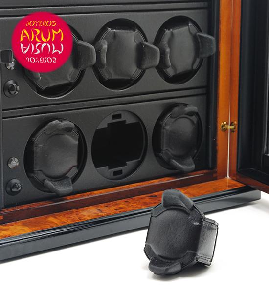 Luxury Rotor Watch Box Scatola del Tempo