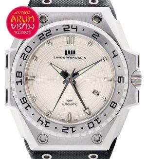 Linde Werdelin GMT Shop Ref. 3881/601