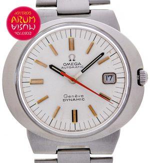Omega Dynamic Fast Date Shop Ref. 3959/684